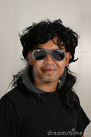 Free Mullet Man Stock Images - 254794