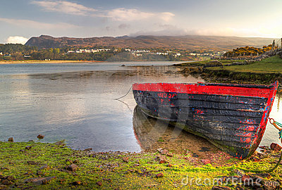 Mulranny bay at sunrise, Co. Mayo
