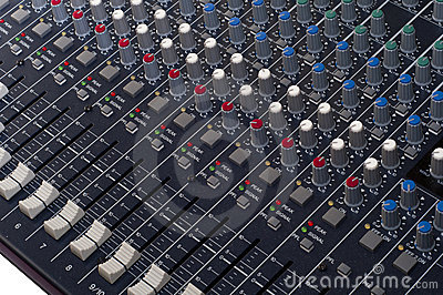 Multi Channel Mixer