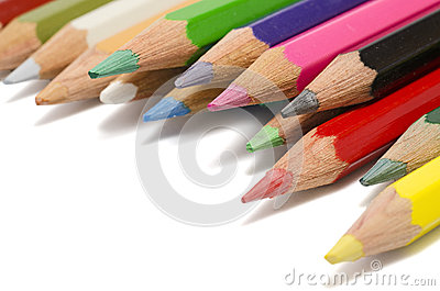Multi Colored Pencil