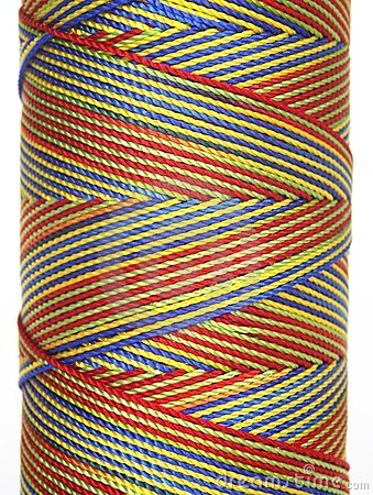 Free Multi-colored Thread Royalty Free Stock Photos - 2111528
