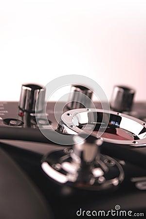Multi effect pedal