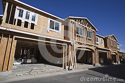 Multi Family Housing Construction Framing