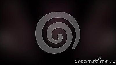 Multi muoversi di colore della sfuocatura variopinta del fondo archivi video