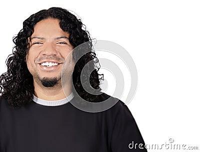 Multi-racial male