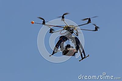 Multi rotor drone