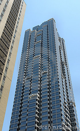 Multi-story office block