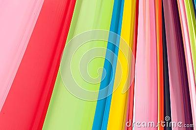 Multi vivid color fabric