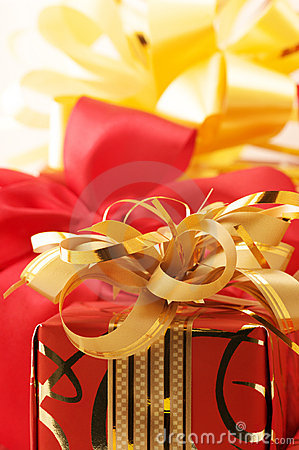 Multicoloder Gifts Royalty Free Stock Image - Image: 11617246