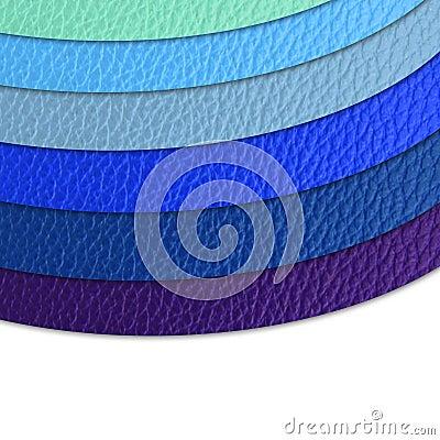 Multicolor Leather