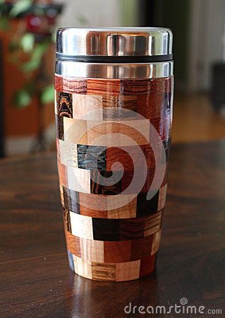 Multicolor Travel Mug