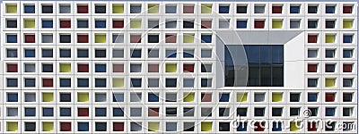 Multicolor Windows