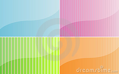 Multicolored backgrounds