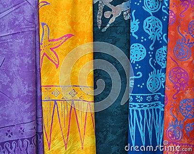 Multicolored Cloth 1