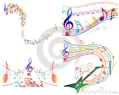 Multicolour  musical