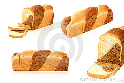 Multicoloured Bread Stock Photo - Image: 3584740