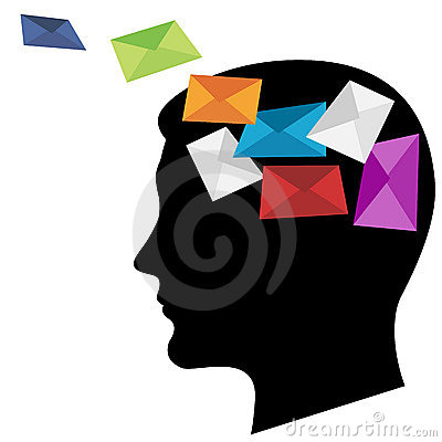 Multicoloured envelopes
