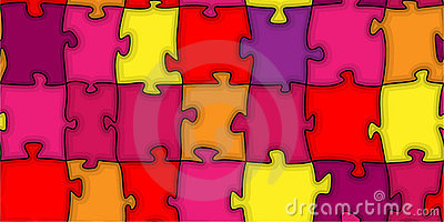 Multicoloured puzzle
