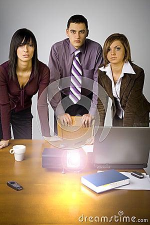 Multimedia Business Presentation