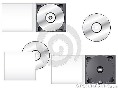 Multimedia CD Packaging