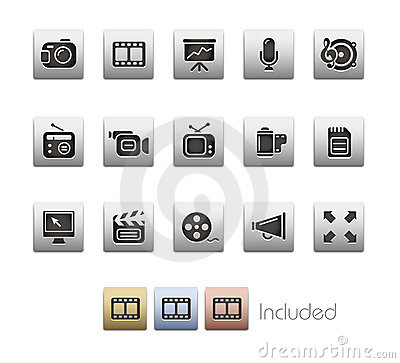 Multimedia // Metallic Series