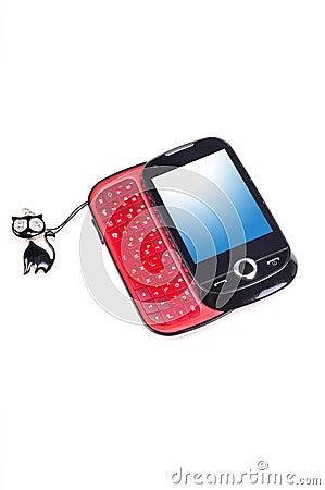 Multimedia mobile phone