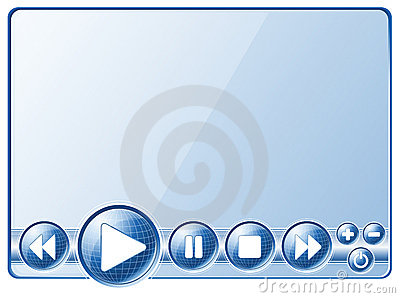 Multimedia Player Controls