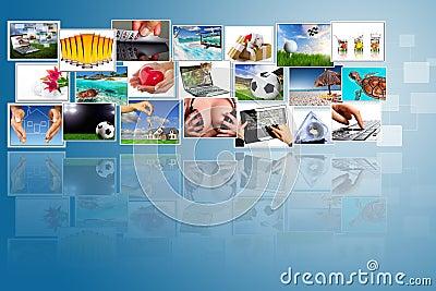 Multimedia widescreen