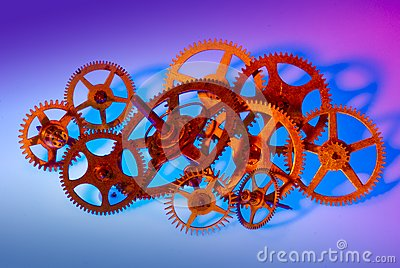 Multiple gears