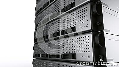 Multiple Rack servers