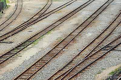 Multiple Rail Track