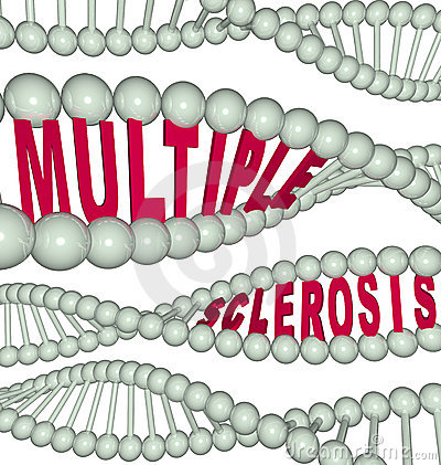 Multiple Sclerosis in DNA Strand