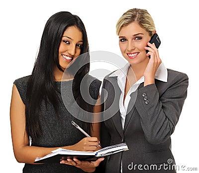 Multiracial business