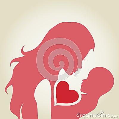 Free Mum And Baby Royalty Free Stock Image - 30202356