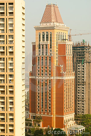 Mumbai buildings