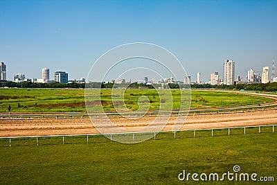 Mumbai Racetrack