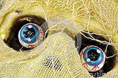 Mummies Eyes