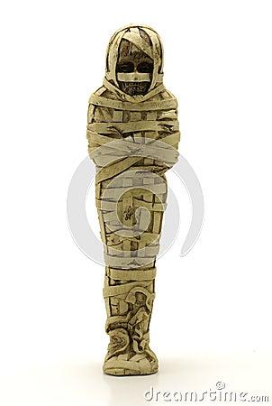 Free Mummy Royalty Free Stock Photography - 957837