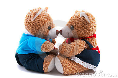 Mummy & Daddy Teddy bears