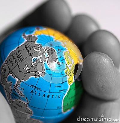 Mundo en una mano