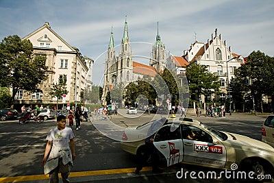 Munich Editorial Photo