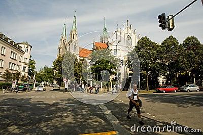 Munich Editorial Image
