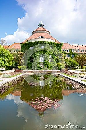 Munich Botanic garden