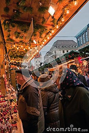 Munich, Germany Editorial Photo