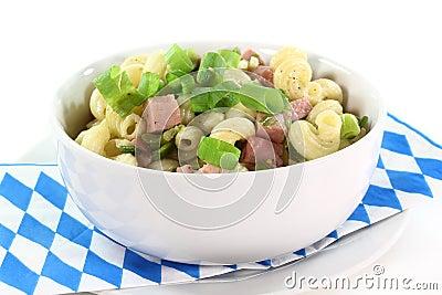 Munich ham pasta