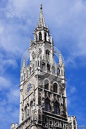 Munich - new City Hall