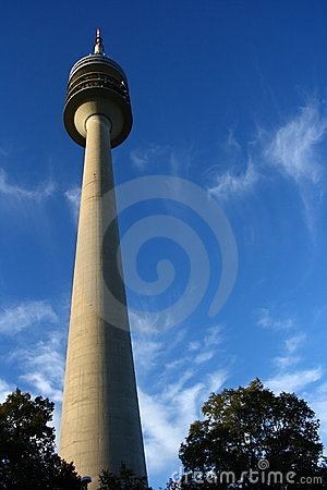 Munich tv tower