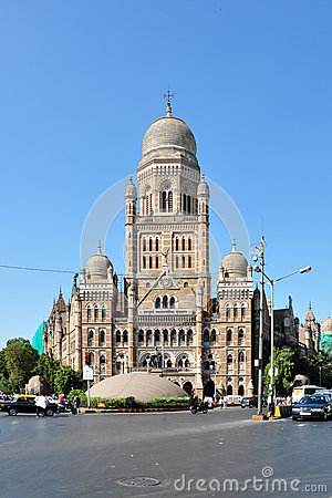 Municipal Corporation Building of Mumbai