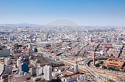 Municipal Market of Sao Paulo Brazil