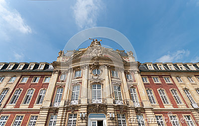 Munster palace